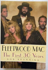 Fleetwood Mac First 30 Years Bob Brunning
