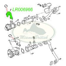 Range Rover L322 3 6 Diesel Exhaust EGR Valve to Inlet