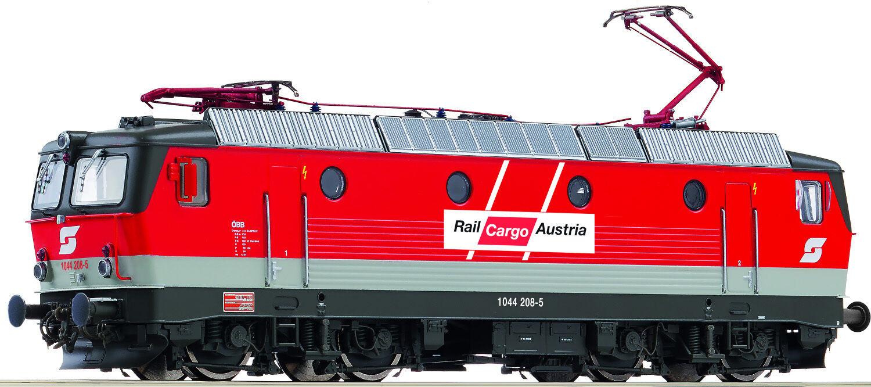 Roco 73551 , Locomotora Eléctrica 1044 208-5 ÖBB Rail Cargo Austria, Nuevo,