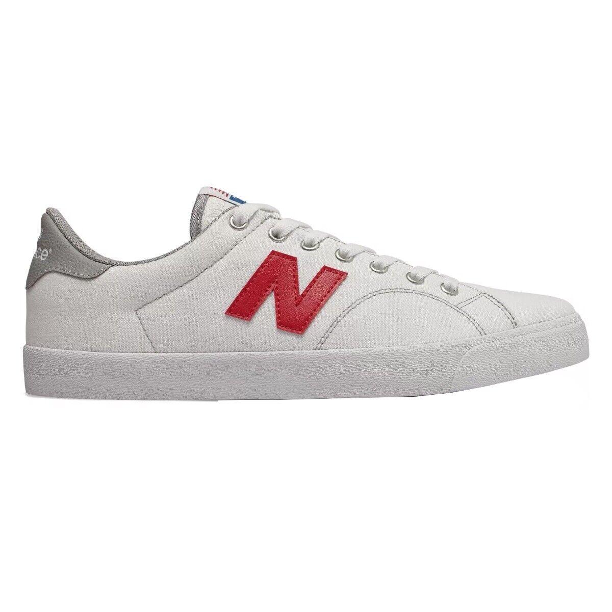 New New New Balance Neue Herren 210 Alle Coasts Schuhe Weiß Rot Neu mit Etikett 4d0671