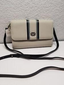 a8196d167b Image is loading Cinda-B-Crossbody-Purse-Handbag-Organizer-Clutch-Kensington -