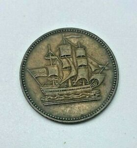 Ships-Colonies-and-commerce-colonial-Medal-B-105