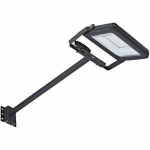 Black Ip65 Led Outdoor Exterior Lighting Shop Sign Light Pub Wall Bracket Ebay