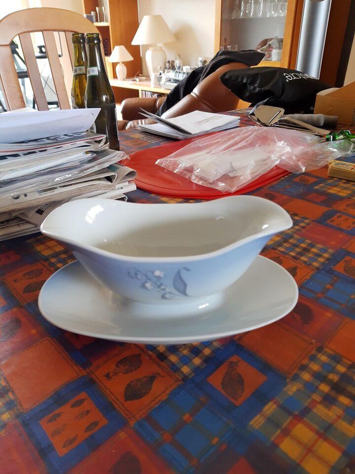 Porcelæn, Kaffestel, Bing & Grøndahl. 'Liljekonval'