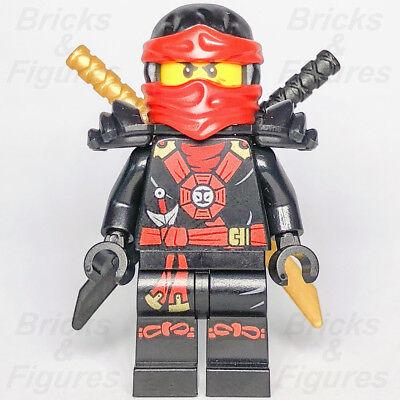 Figur Minifig Ninja rot red Aeroblade 70736 Kai mit Aeroklinge LEGO Ninjago