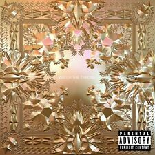 JAY Z. / Kanye West - Watch The Throne  (2011) CD - original verpackt - Neuware