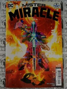 Mister-Miracle-2017-DC-8-Mitch-Gerads-Variant-Tom-King-Mitch-Gerads-NM