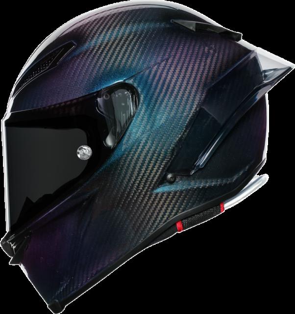 Agv Carbon Fibre Race Helmet Pista Gp R Rossi Sweet Home Misano Motorcycle Bike For Sale Online Ebay
