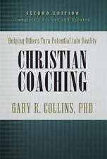 CHRISTIAN COACHING - GARY R. COLLINS (HARDCOVER) NEW