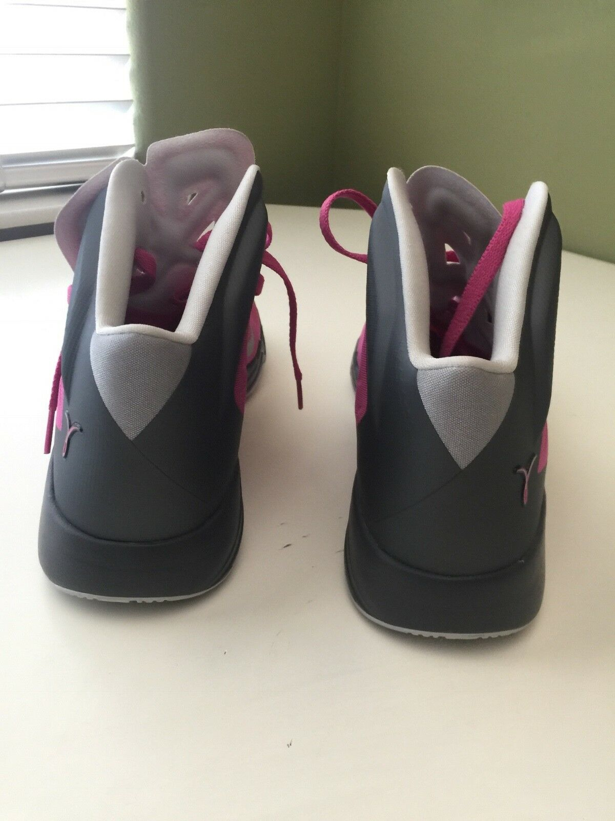 nike  hyperquickness Rose  nike breast cancer  s baskets taille 11,5 9d7df3