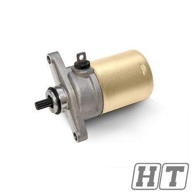 Anlasser Starter Motor E-Starter f/ür China 4-Takt Motoren 139QMB//QMA //// Peugeo-t//Baotian//ATU