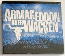 VARIOUS ARTISTS - ARMAGEDDON OVER WACKEN LIVE 2004 - 3 CD Sigillato