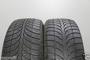 2x-Bridgestone-Blizzak-LM-32-205-55-R16-91h-M-S-7-5mm-N-4370