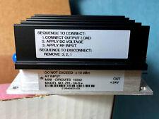 Mini Circuits Zhl 3a S Medium High Gain Rf Amplifier 04150mhz 50ohm Sma 24v