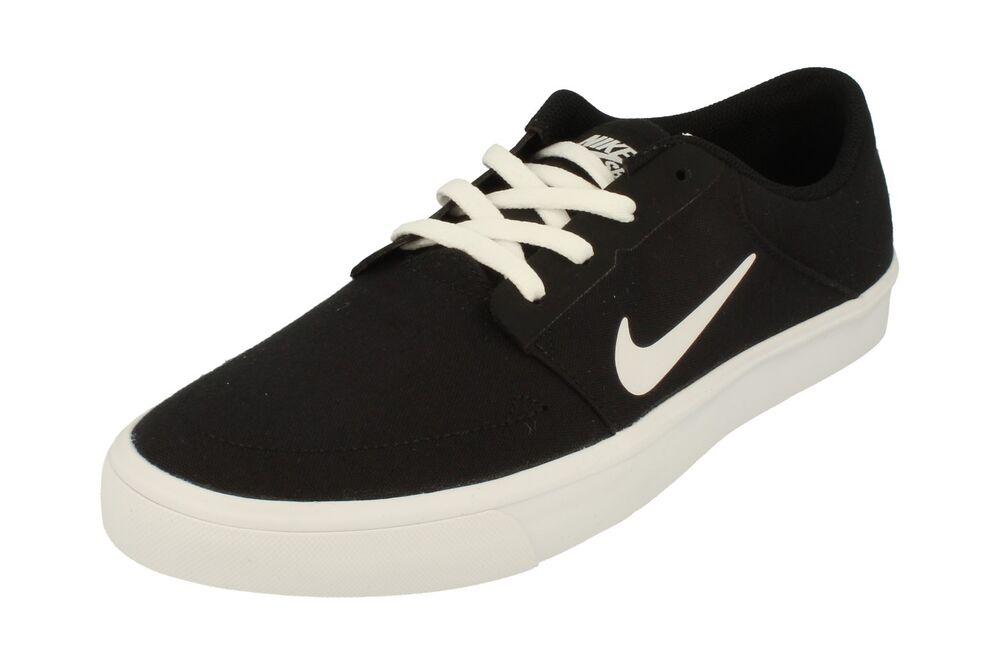 Nike Sb Portmore Toile Baskets Hommes 723874 Baskets 001
