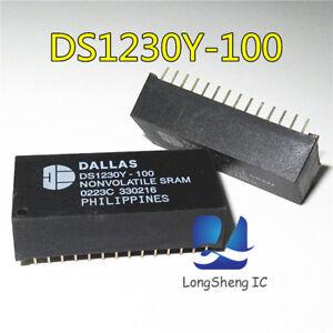 10PCS-NEW-DALLAS-DS1230Y-100-DS1230Y-100-DS1230Y100-1230Y1
