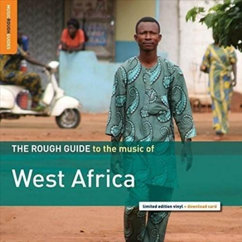 VARIOUS ARTISTS THE ROUGH GUIDE TO THE MUSIC OF WEST AFRICA [10/27] NEW VINYL RE