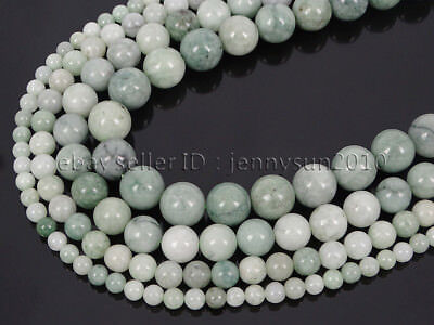 Natural Burma Stone Gemstone Round Spacer Beads 16'' 4mm 6mm 8mm 10mm 12mm