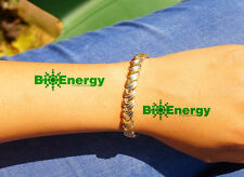 Magnetic Magnet Energy Germanium Power Bracelet Health 4in1 Bio Armband lady's