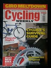 CYCLING WEEKLY - PINARELLO ANGLIRU - MAY 28 2005