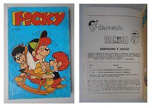 Picky-supplemento-a-Tutto-Cucciolo-194-Lire-1000-Edizioni-Alpe
