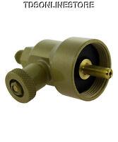 Torch Regulator Adapter For Disposable Propane Tanks