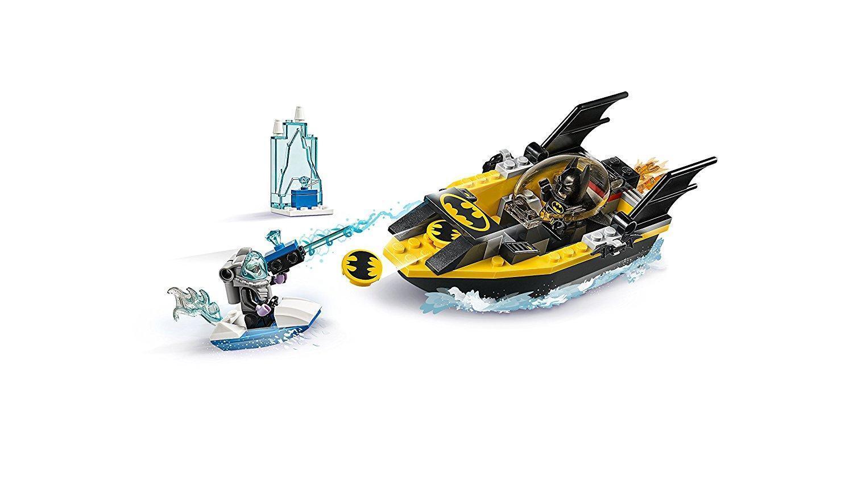 LEGO 10737 Juniors Batman Vs. Mr. Freeze Superhero Toy