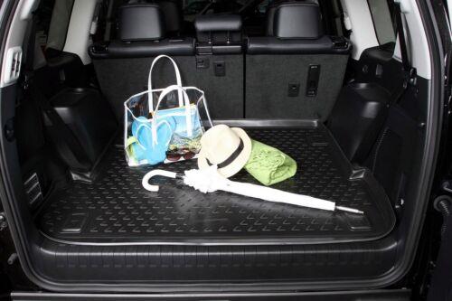 PREMIUM Antirutsch Gummi-Kofferraumwanne für Porsche Cayenne ab 2010 hohes Rand