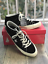 Sneakers-Mens-Converse-One-Star-Mid-Top-Suede-Black-Egret thumbnail 2