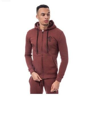 Gym King Mens Hoodie Designer Pullover Casual New Tracksuit Top Overhead Hoody Buy One Give One