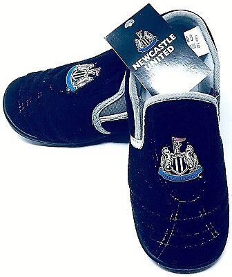 Newcastle United FC Kinder Junior Fußballschuh ohne Bügel Jungen Mädchen