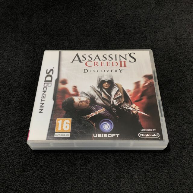 Nintendo DS Assassin's Creed II Discovery FRA Excellent état