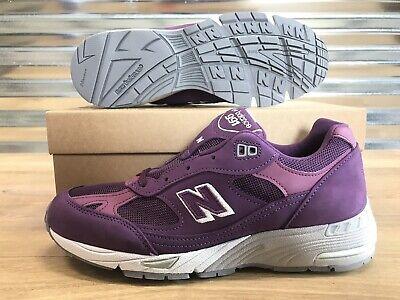 New Balance WMNS 991 Purple – Kith