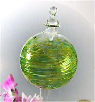 Durstkugel Bewässerungskugel Wasserspender Mit Glasstopfen Grün Top Qualität