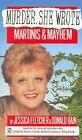 Martinis and Mayhem by Donald Bain (Paperback, 1995)