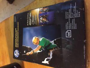 "🔥 NEW SEALED 🔥 HP Advanced Glossy Inkjet Photo Paper 100 Sheets  4 x 6"" Q6638A"
