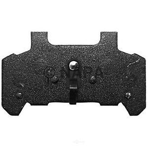 Disc Brake Pad Set Ste Awd 2 Wheel Abs Front Napa Rayloc