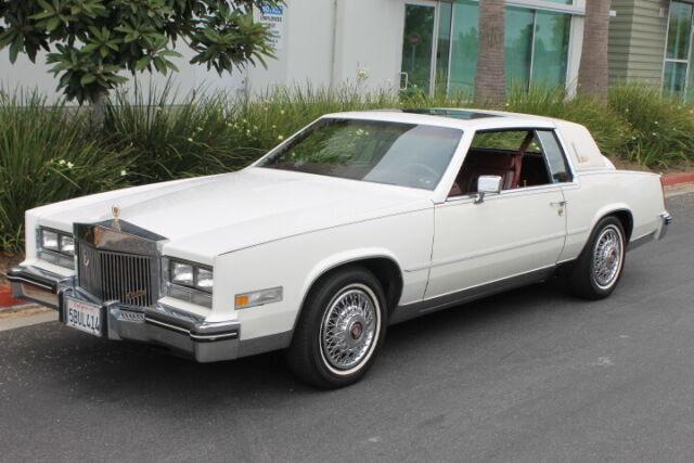 1984 Cadillac Eldorado ELDORADO