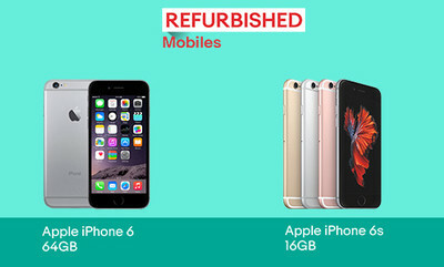 offers on on refurbished products