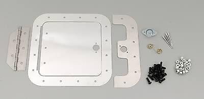 ".050/"" Thick Moroso 85700 Aluminum Race Car Panel Access Door 6/"" x 6/"""