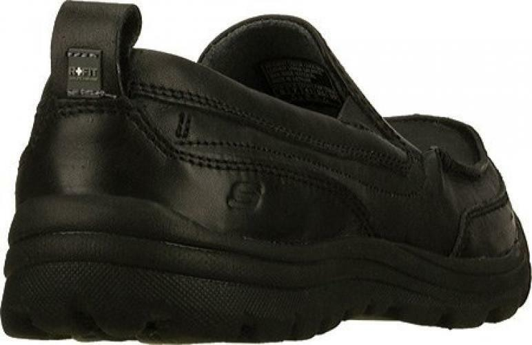 Skechers Men's Relaxed Relaxed Relaxed Fit Memory Foam Superior Gains Slip-On d59fd3