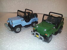 TOY AND MODELS OF CLASSIC JEEP-2 PCS. COMBO- CENTY TOYS--KIDSTOYSHUB