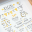 Personalised-Birth-Print-for-Baby-Boy-Girl-New-Baby-Gift-or-Christening-Present thumbnail 135