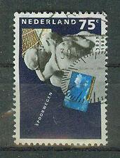 Briefmarken Niederlande 1989 150 Jahre Eisenbahn Mi.Nr.1368
