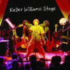 Stage [PA] [Digipak] by Keller Williams (CD, Jul-2005, 2 Discs, SCI Fidelity Records)