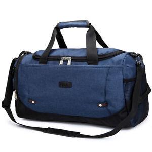 46a0784357200 Details about Sporttasche Trainings Gym Tasche Herren Damen Fitness Bag  Reisetasche Weekender