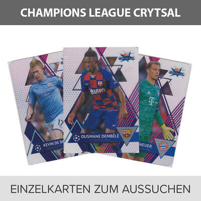 2019//2020 Topps Champions League Crystal 72-Stefan de Vrij-mapa base