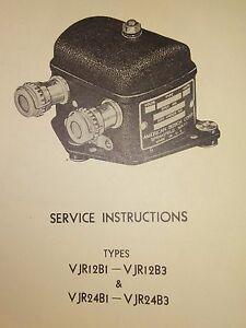 American Bosch Vjr12b1 Vjr12b3 Vjr24b1 Vjr24b3 Vibrator border=