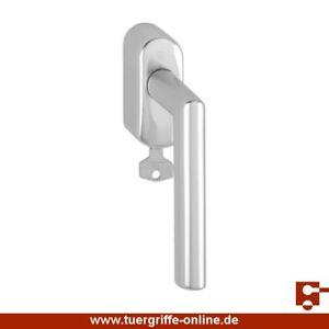 CHF Poignée de fenêtre Linea Bauhaus Nickel abschliessbar 42 mm tourne-Kipp Fenêtre Olive