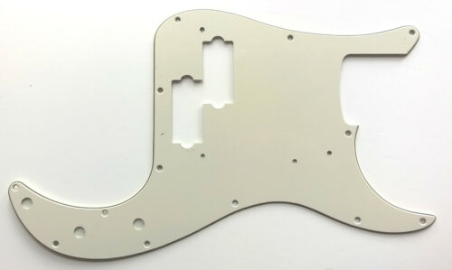 Precision Bass 62 RI Pickguard fits US Reissue scratchplate various colours